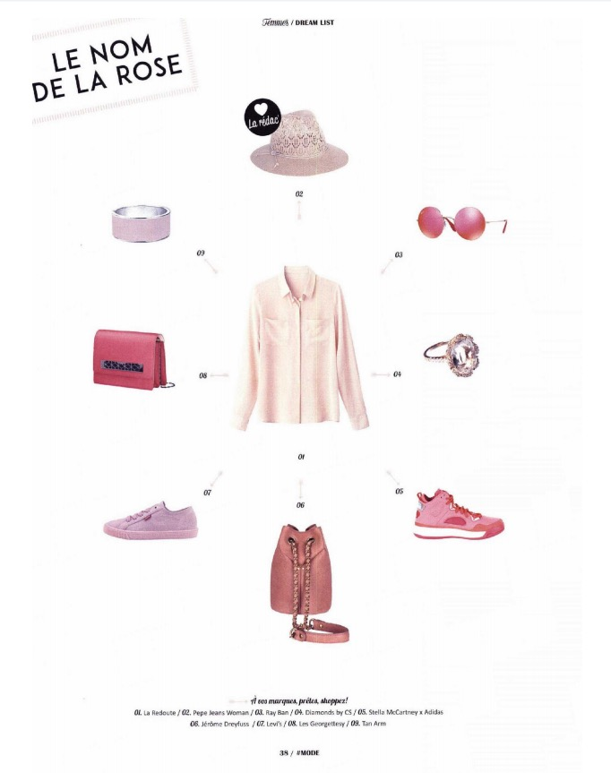 Femmes Magazine: Amour éternel avec Diamonds by CS